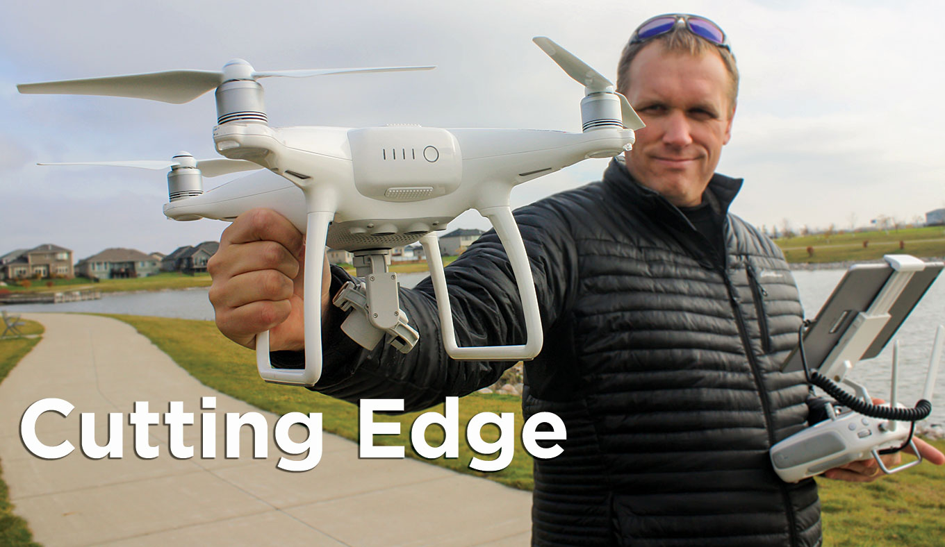 Cutting Edge Technology Drones