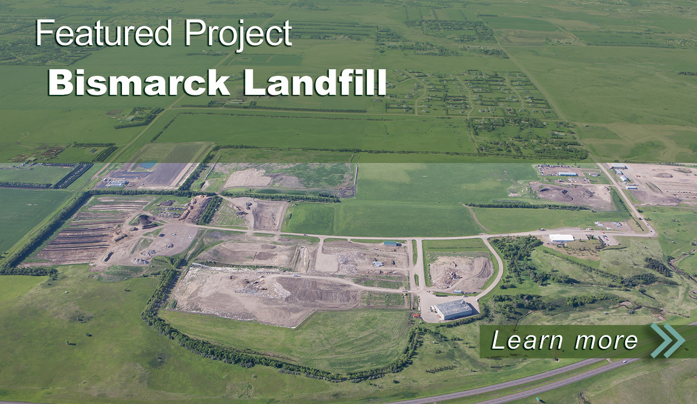 Featured Project: Bismarck Landfill