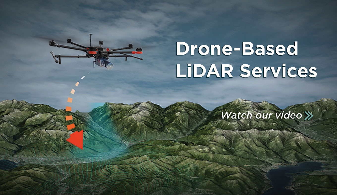 Drone-Based LiDAR Services