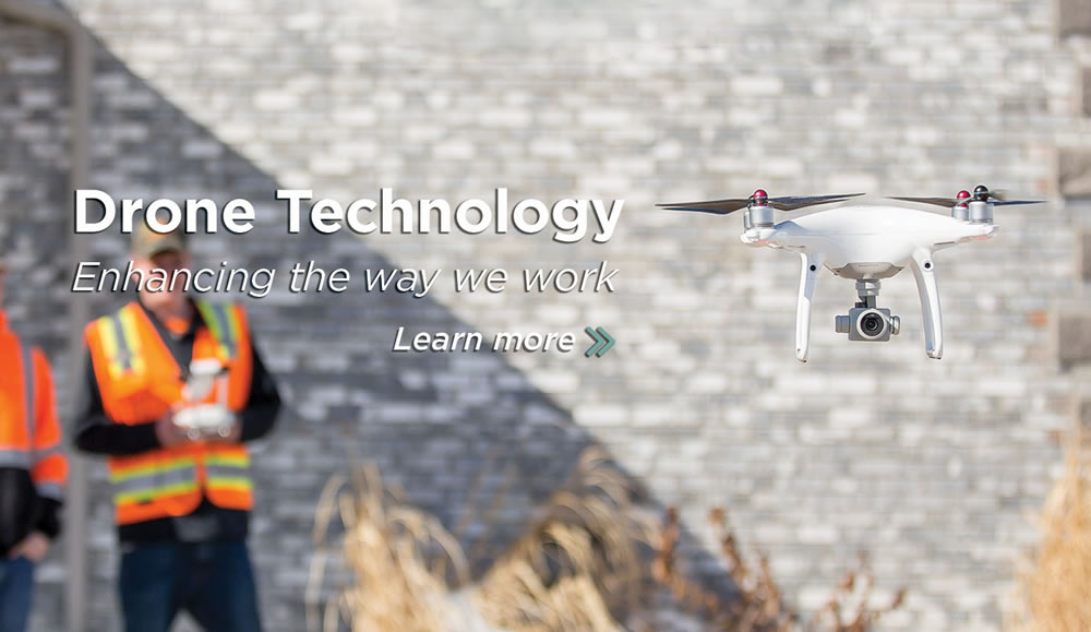Drone technology at HEI