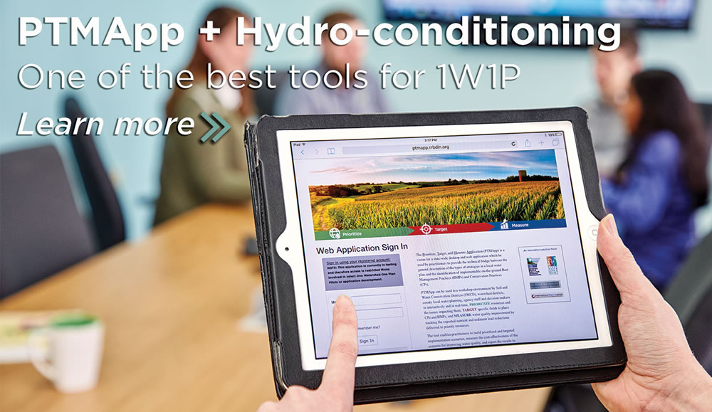 HydroConditioning and PTMApp