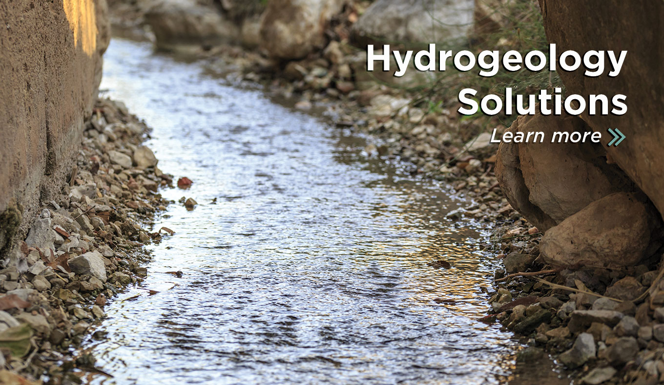 Image representing hydrogeology services