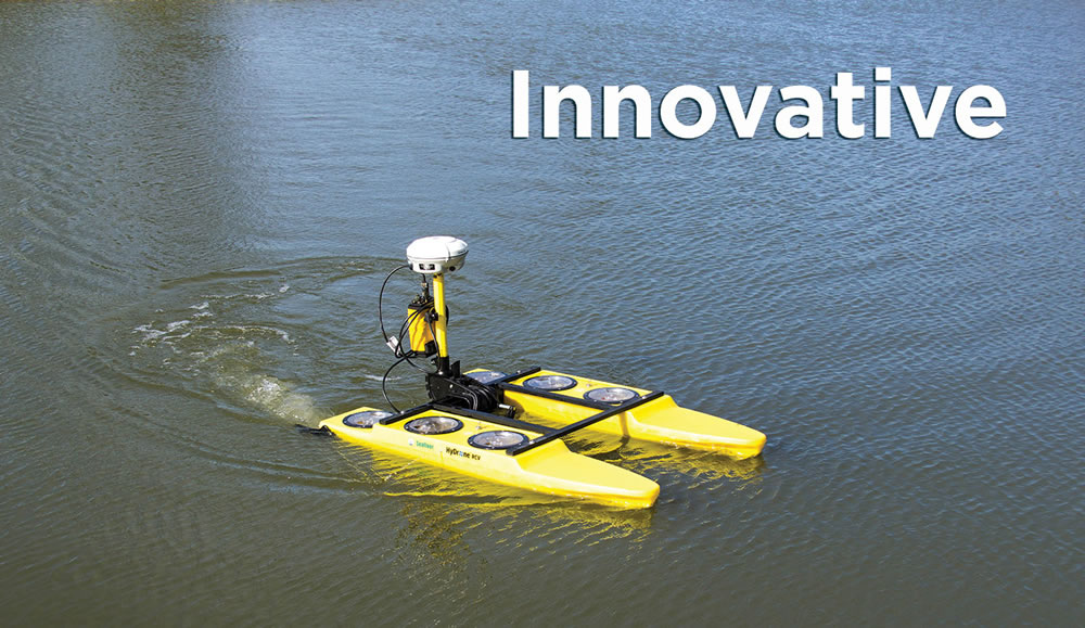 Innovative technology at Houston Engineering