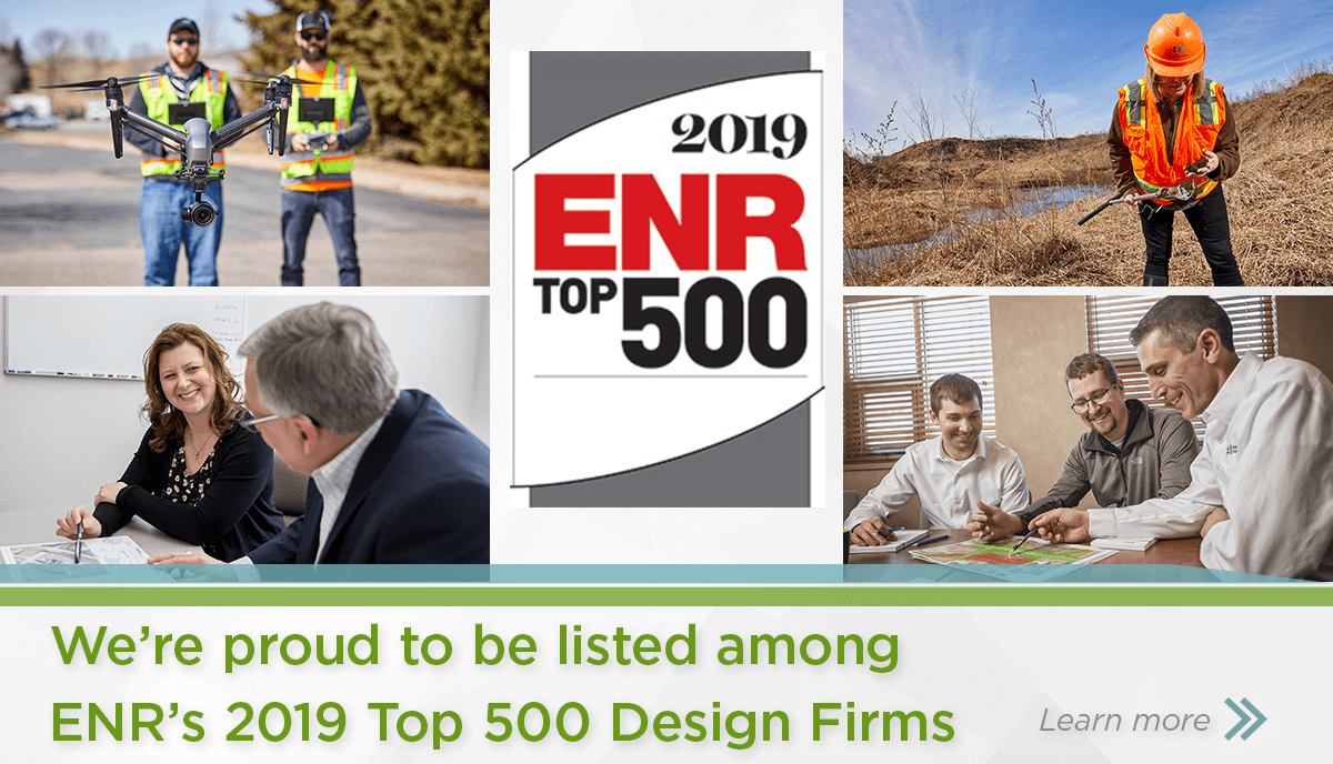 HEI ranked on 2019 ENR Top 500 Firms list