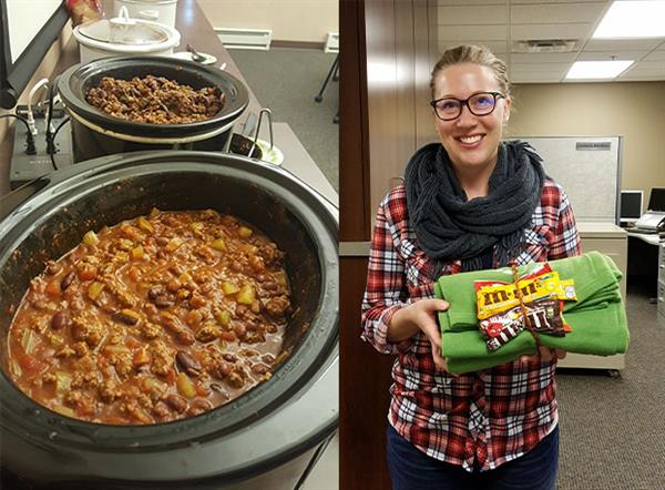 United Way Campaign Chili Contest