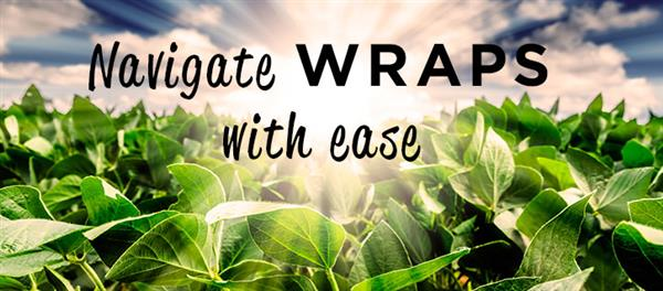 Navigate WRAPS with ease