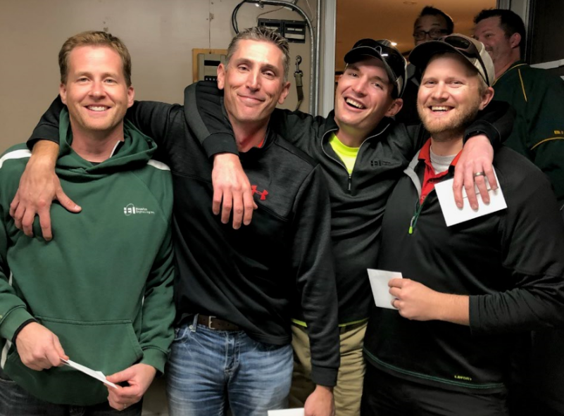 Fargo Winning Golf Team