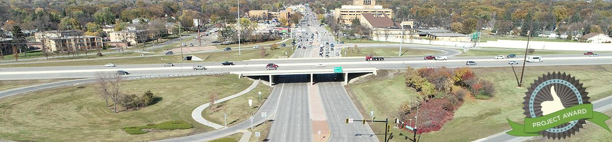 University Drive and I-94 Ramp Reconstruction