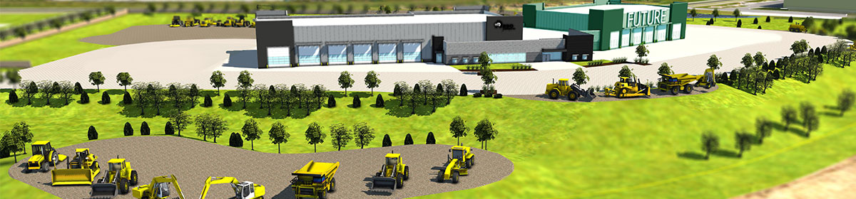 RDO Implement and Equipment Site Design