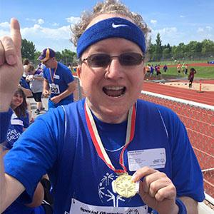 In the Community: Special Olympics