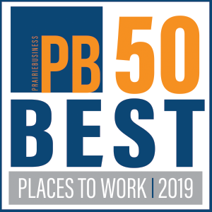 Prairie Business Best Places to Work 2019