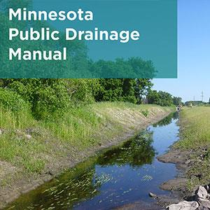 Updated Minnesota Public Drainage Manual