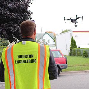 How HEI is Using Drones to Solve Diverse Problems
