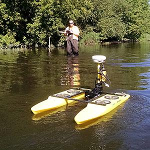 Drone Meets Water: Houston Engineering, Inc. Adds HyDrone RCV to Team