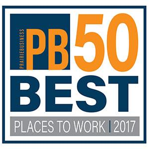 HEI Recognized Among 50 Best Places to Work
