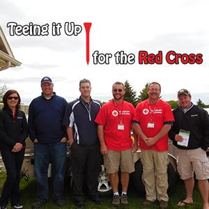 Teeing It Up for the Red Cross 2015