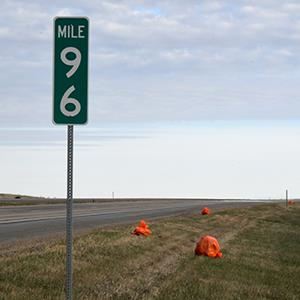 HEI Adopts a highway through the NDDOT program