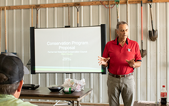 Farmer-Led Conservation Councils