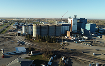 North Dakota Mill and Elevator Rail Expansion Project