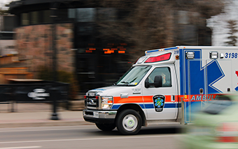 Fargo-Moorhead Ambulance GIS Software