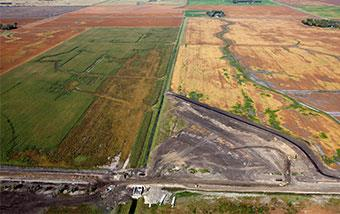 Manston Slough Water Resource Management and Wetland Restoration Project